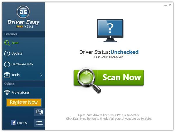DriverEasy(驱动易) V5.0.2 多国语言版