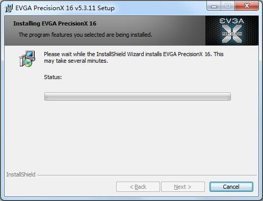 NVIDIA显卡超频工具(EVGA Precision) V5.3.11