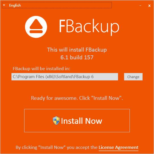 FBackup(备份与恢复) V6.1.157