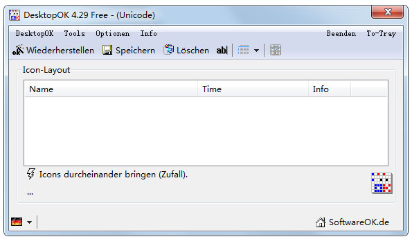 DesktopOK(桌面图标布局) V4.29 绿色版