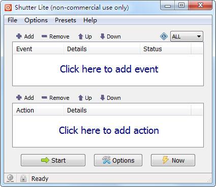Shutter Lite(定时计划任务软件) V3.6.4 绿色版