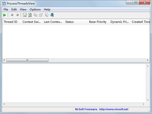 ProcessThreadsView(查看系统进程工具) V1.25 英文绿色版