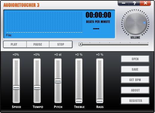 音乐调节器(Audio Retouch) V3.9.1.0