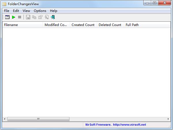 监控文件夹变化(FolderChangesView) V1.90 绿色英文版