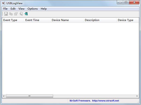 USBLogView(usb小工具) V1.20 英文绿色版