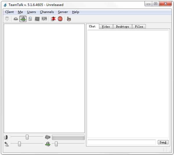 TeamTalk(语音交流) V5.1.6.4605