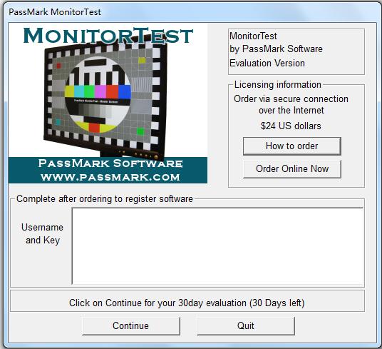 Passmark ModemTest V3.2.1005 英文版