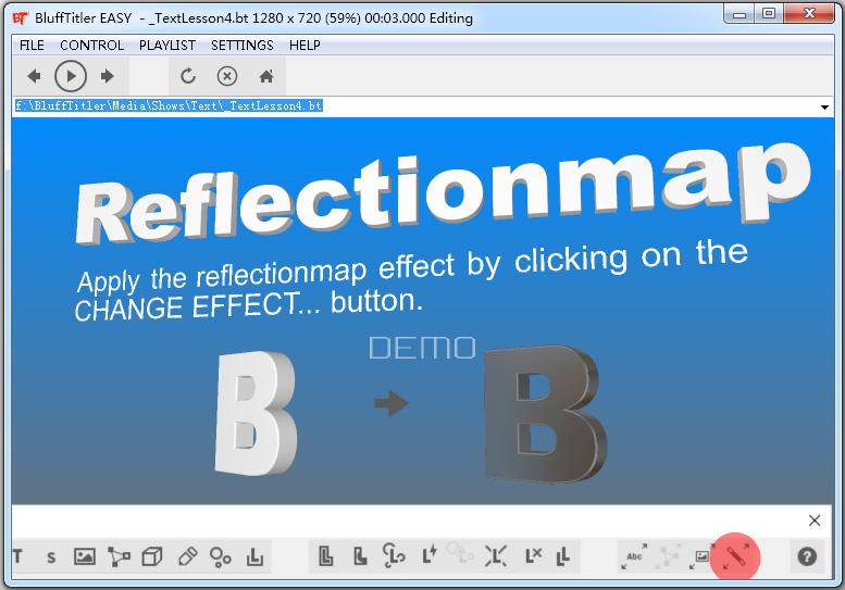 BluffTitler(3D文本动画工具) V13.1.0.4 英文版