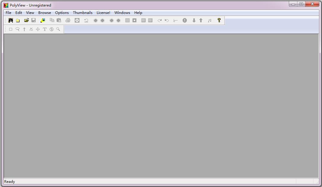 PolyView(看图软件) V4.46 英文版