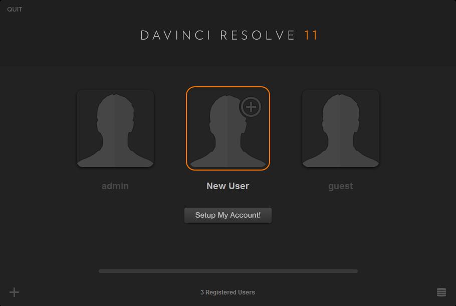 达芬奇调色软件(DaVinci Resolve Lite) V11.0 多国语言版