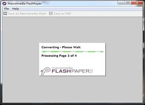 FlashPaper(图像处理软件) V2.2 汉化绿色版