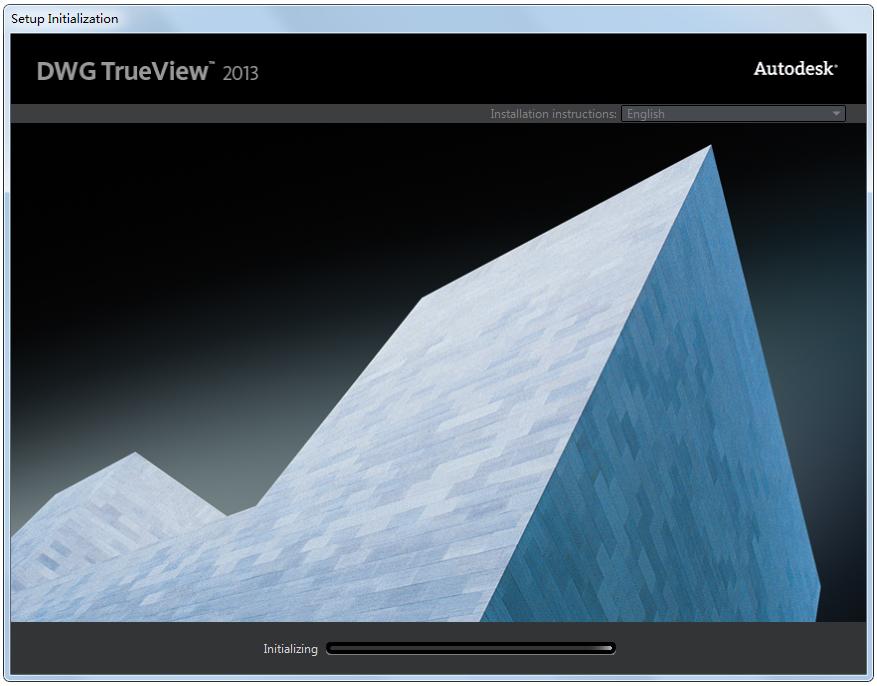DWG TrueView(看cad图纸软件) V2013