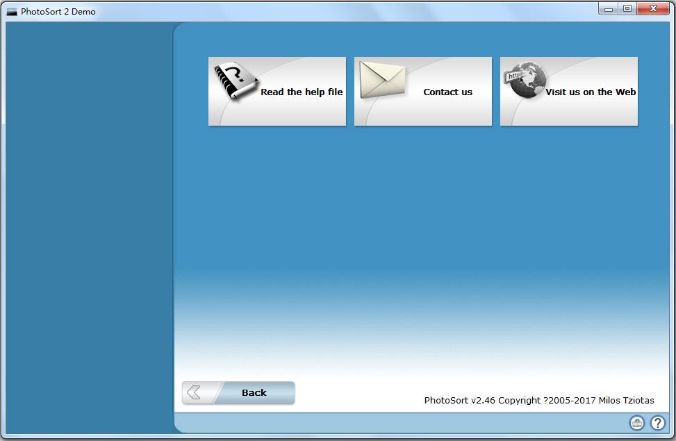 PhotoSort(查找相识图片) V2.46 多国语言版