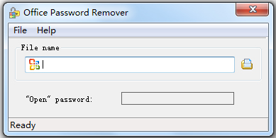 Office Password Remover(Office密码破解工具) V2.0