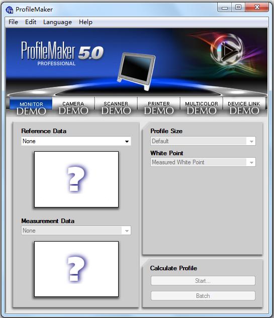 ProfileMaker(色彩管理软件) V5.0.10 多国语言版