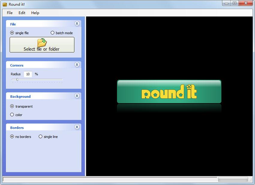Round It(图片添加圆角软件) V1.0.2.0