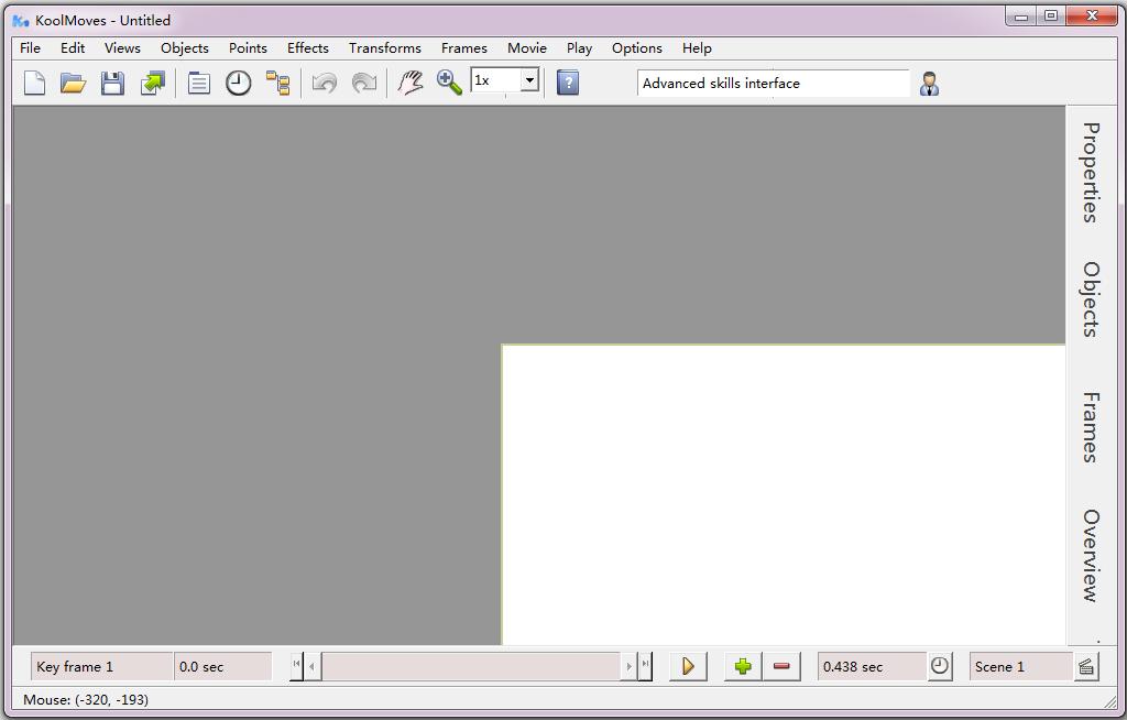 KoolMoves Flash Editor(动画制作) V9.7.5