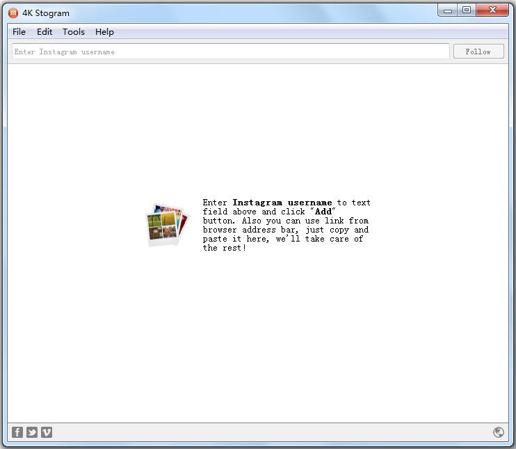 4k Stogram(照片共享软件) V1.9.4.944 英文官方版