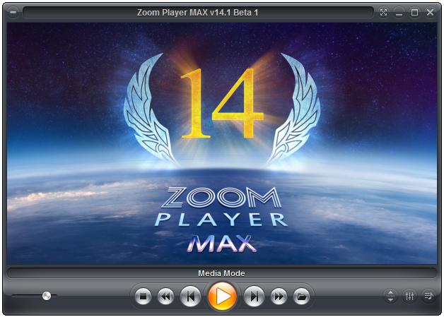 Zoom Player(播放器) V14.1 英文版