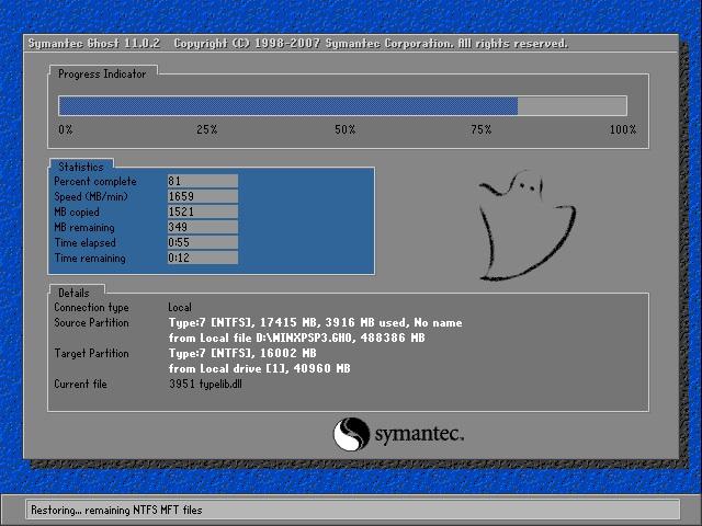 番茄花园Ghost Win8.1 X64位 稳定装机版v2018年12月(绝对激活)